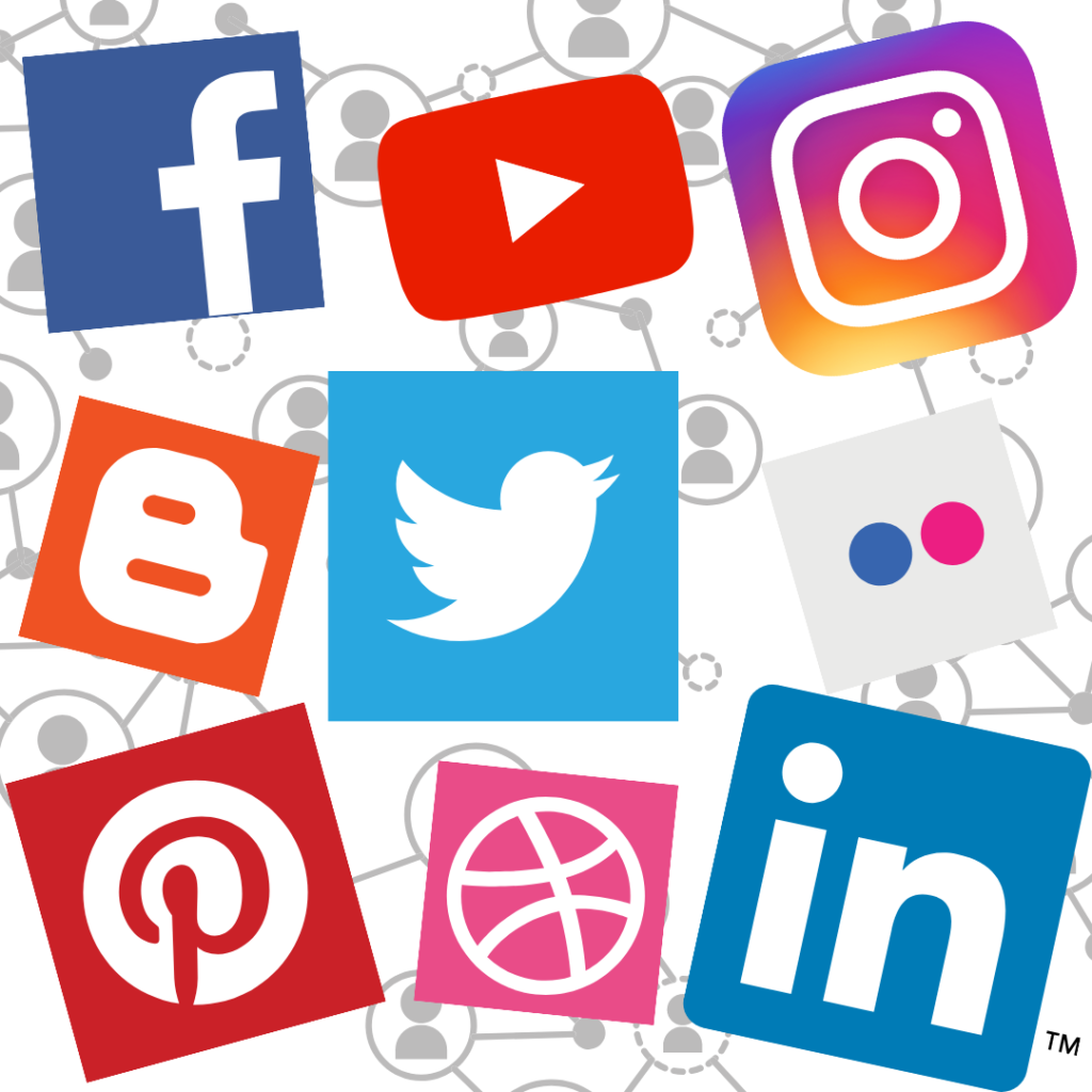 SOCIAL MEDIA GREAT FOR SEO