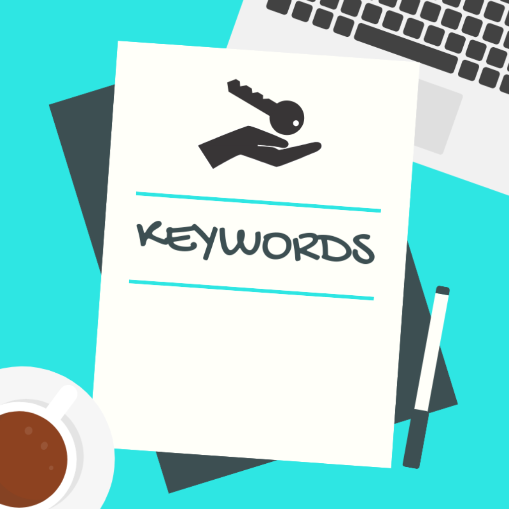 Adding Key Word To Your Blog
