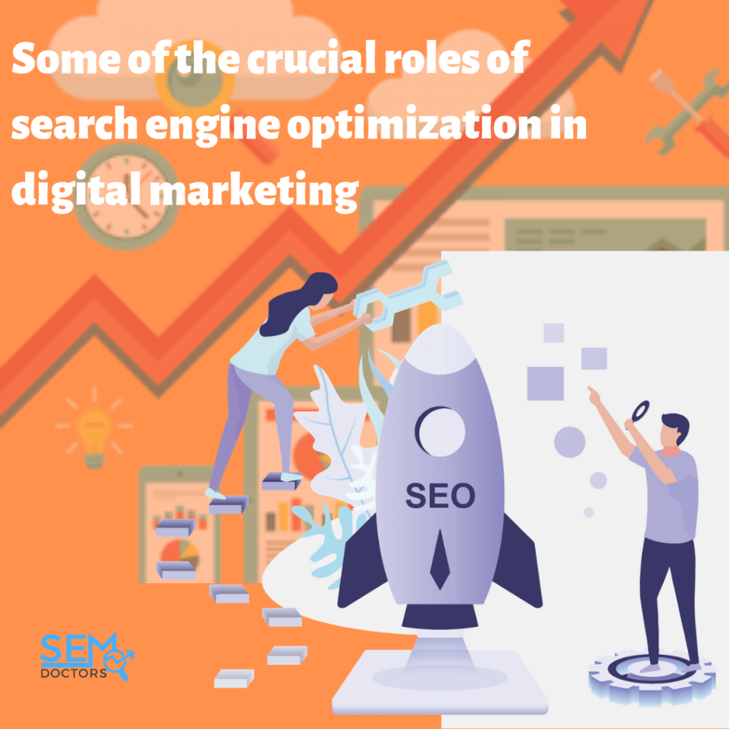 Role Of Seo In Digital Marketing
