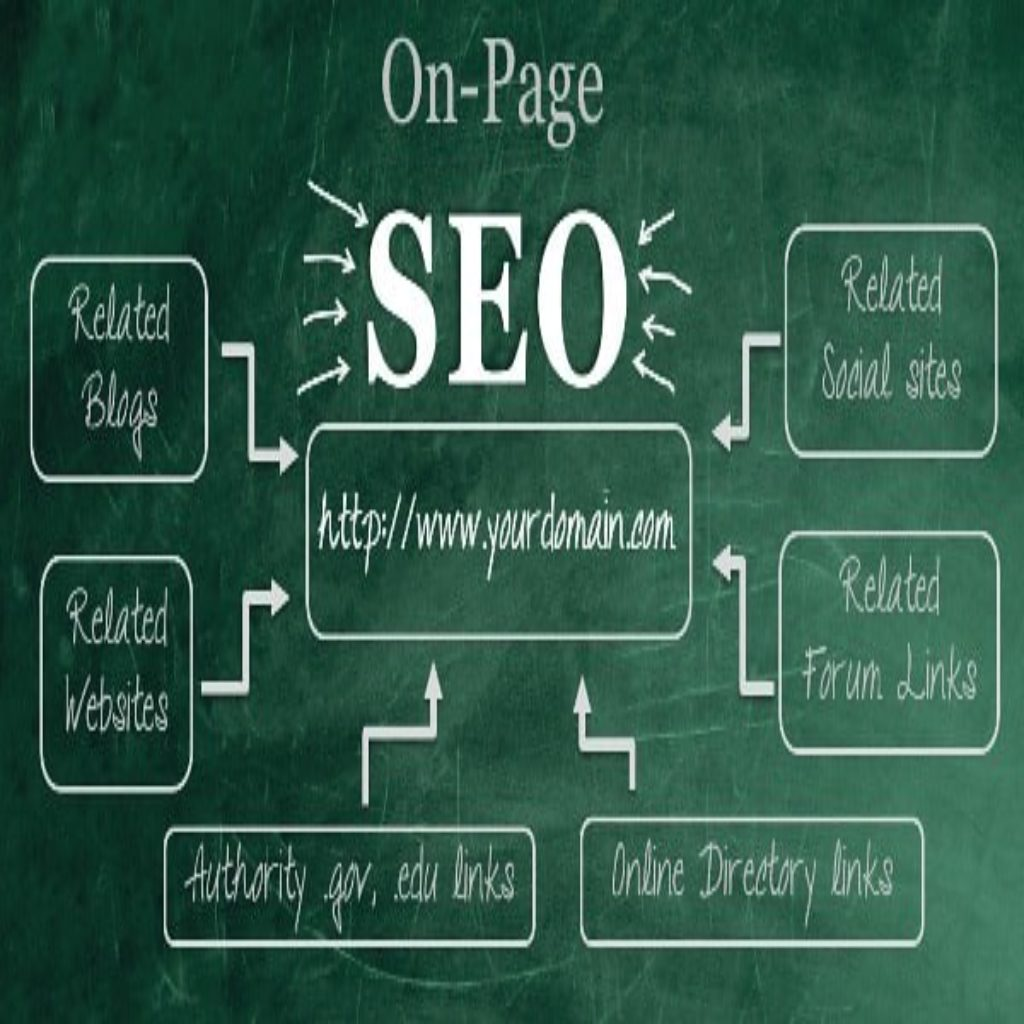 Role of on page seo in SEARCH ENGINE OPTIMIZATION