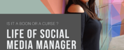 Life of a social media manager