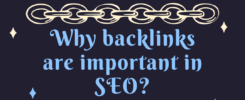Why Backlinks Are Important In SEO ?